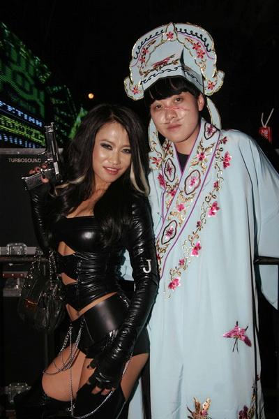 yen fetish halloween 2010 gallery up the beijinger - Fetish Halloween