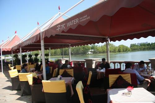Baijing lakeside Bars