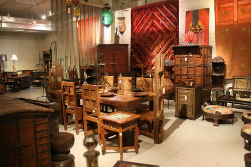 Lily S Antiques Furniture 华伦古典家具 The Beijinger