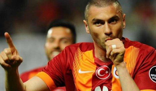 Beijing Guo'an Signs Turkish Forward Burak Yilmaz for EUR 8 Million