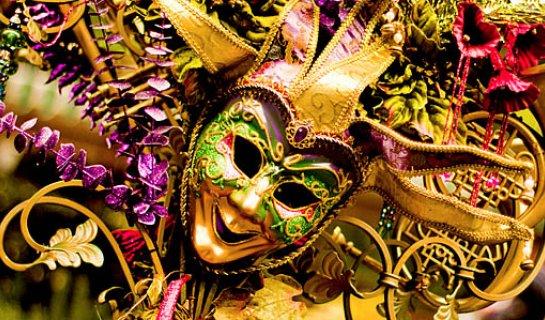 Celebrate Mardi Gras at Caravan Tuesday Evening