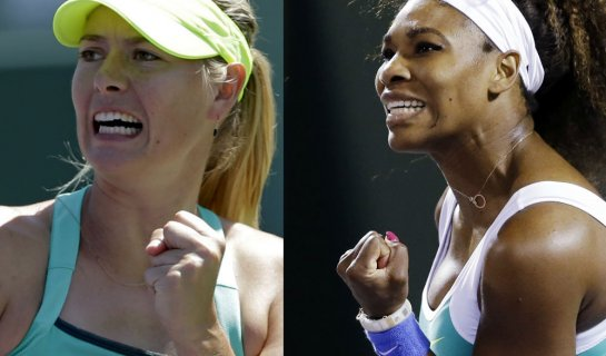 No Major: Serena Williams, Maria Sharapova Drop out of the China Open
