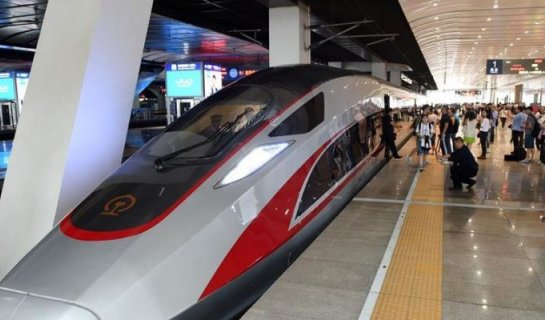 R New High-Speed Train Promises Beijing-Shanghai Travel in Just 3 Hours