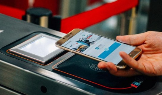 R Ride the Beijing Metro Just By Swiping Your Phone