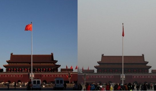 R Ever the Land of Contradictions, Beijing Air Qualilty Worsened — and Improved — Over First Half of 2017