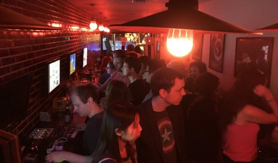 8-Bit Reopens on August 8