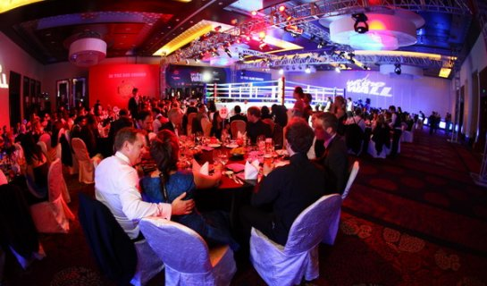 Win Two Tickets to Brawl on the Wall White Collar Boxing this Saturday