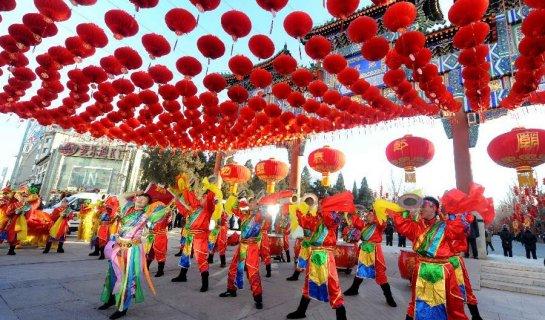 Temple Fairs: A Beijing Spring Festival Survival Guide