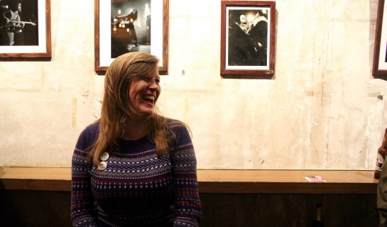 A Drink With: Amy Daml Founding Member and Contributor to China Art Aggregator Website Loreli