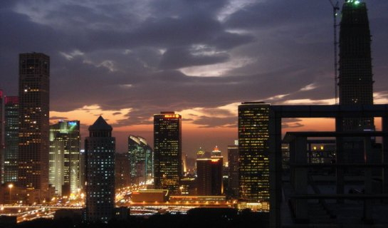 City Scene: 2014, the Year China Became the World's Number One Economy?