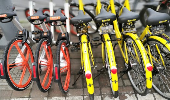 O2O Bike-Rental Deposits in China May Not be as Secure as Users Think