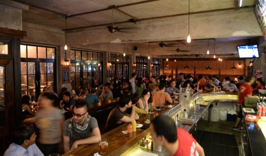 A Closer Look at the Bar & Club Awards: Best Beer Selection at Great Leap Brewing #12