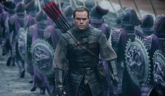 Watch Matt Damon Fight Monsters in 'The Great Wall'
