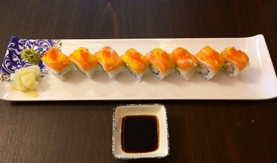 Fine Japanese Dining at Kyo-Sakura, Shunyi