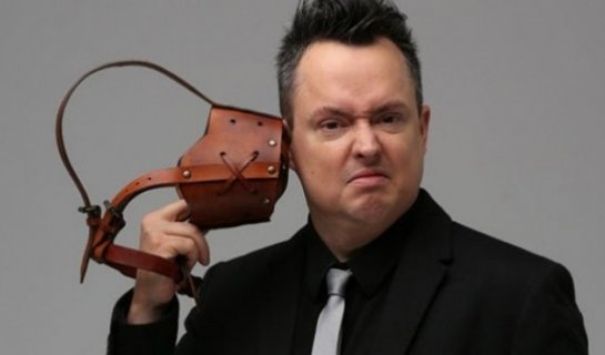 Win Two Tickets to See Best Canadian Comedian 2016 Mike Ward, Dec 10-11