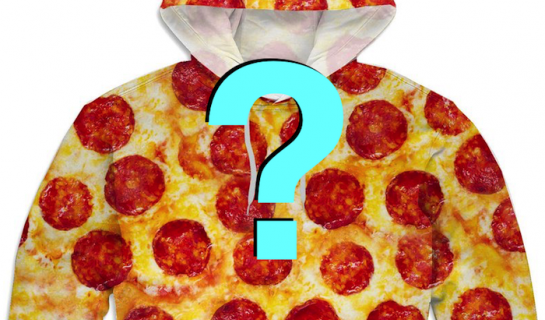 What Exactly Do You Wear to a Pizza Festival Anyway?