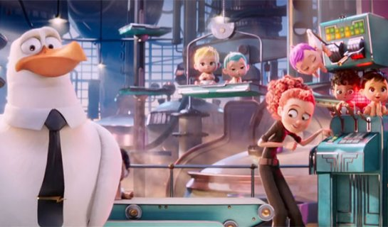 'Storks' Flies Into Chinese Cinemas, But Make Sure You Ask For the English Version