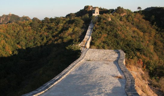 Cement and Sticky Rice: Where Is the Real Great Wall?