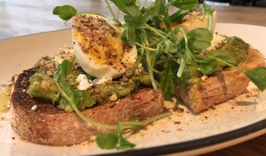 First Glance: Comforting, Healthy Dishes on Offer at new eatery Home Grounds
