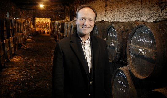 Taste Rums with Alexandre Gabriel, Boss of Cognac Ferrand, Wednesday at Janes & Hooch