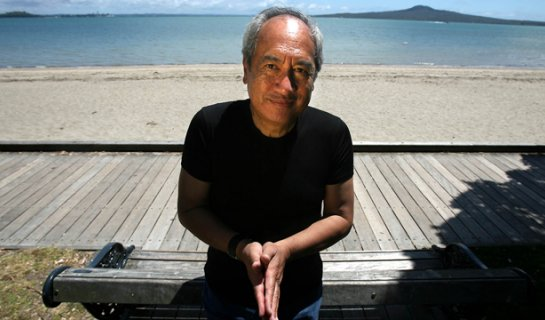 """""""Whale Rider"""" Author Witi Ihimaera to Give Bookworm Talk, March 24"""