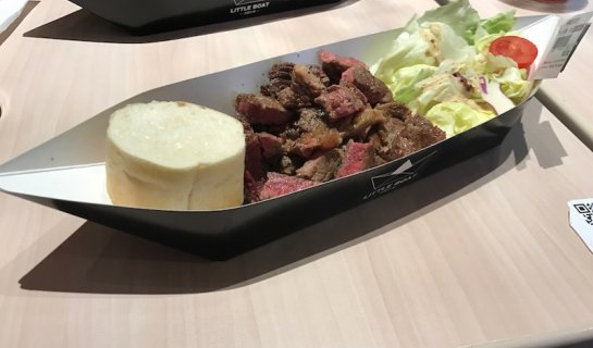 G'Day Mate! Little Boat Sizzles Up Street Food Style Australian Steaks at UTown