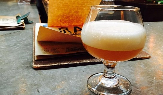 R What's Up in Beer: New Brews at GLB, Jing-A and Slow Boat, Party At Arrow Factory