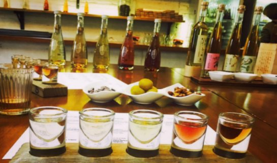 R A Taste of Chinese Craft Rice Wine at Nuoyan Rice Wine House