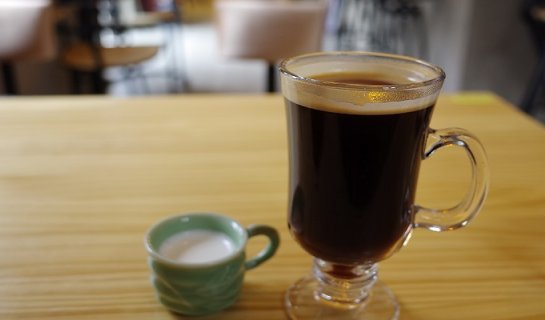 Irish Coffee and Tranquil Hutong Time at Wild Child Coffee