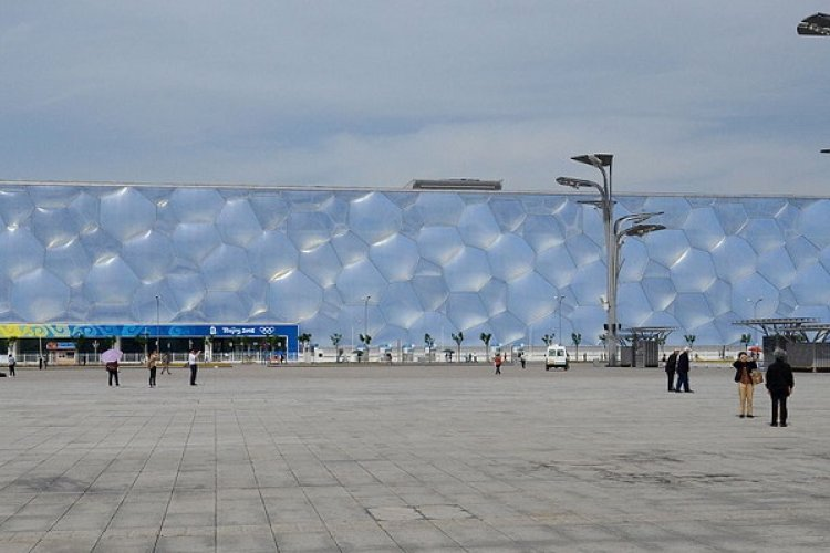 Throwback Thursday: Beijing's Water Cube Turns Nine, and Might Soon Become the Ice Cube