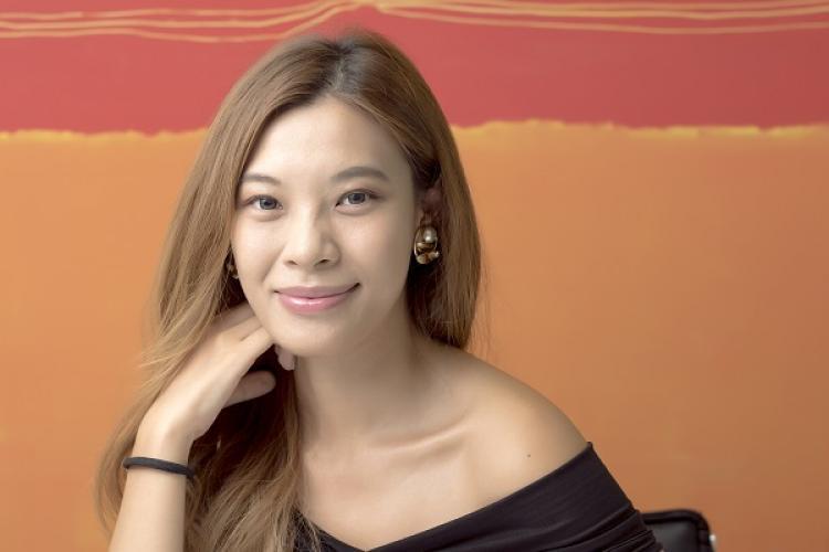Uniformity: Angelina Lee, Lifestyle Magazine