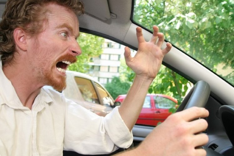 How to Control Your Road Rage in the Wake of German Expat's Racist Tirade