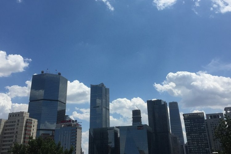 Three Quarters Through 2016, Beijing's Air 10 Percent Better Than Last Year
