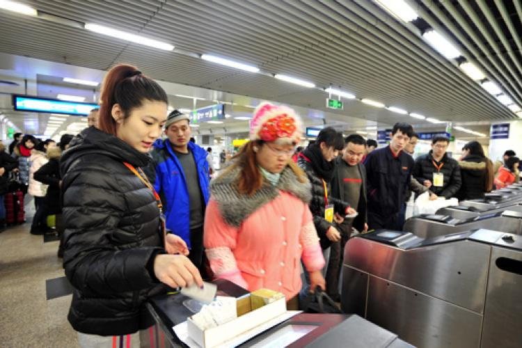 Beijing Subway Sees 800,000 Fewer Daily Trips Since Price Hike
