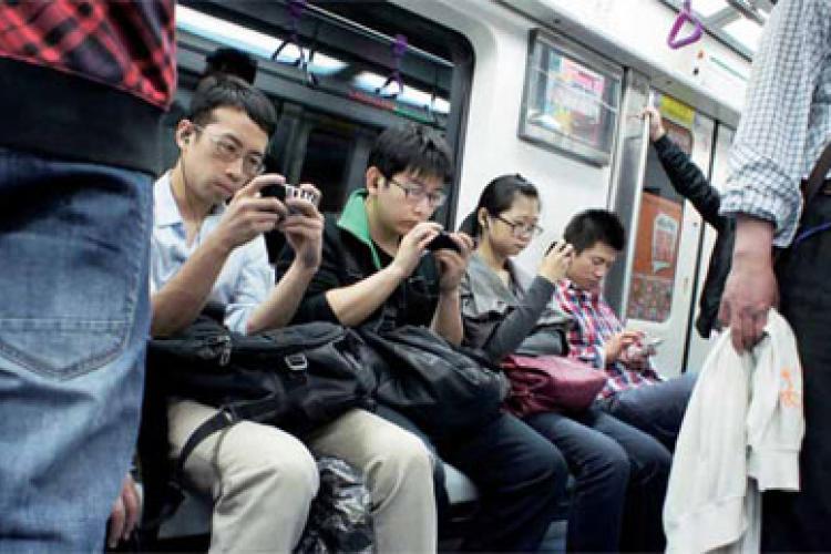 Beijing Subway WIFI Network Just a Rumor, Unforunately