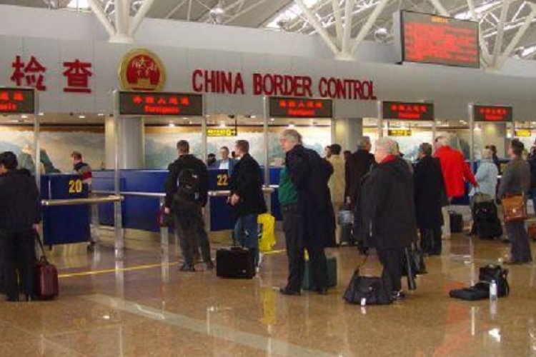 China to Close Border Temporarily at Midnight on Saturday, March 28