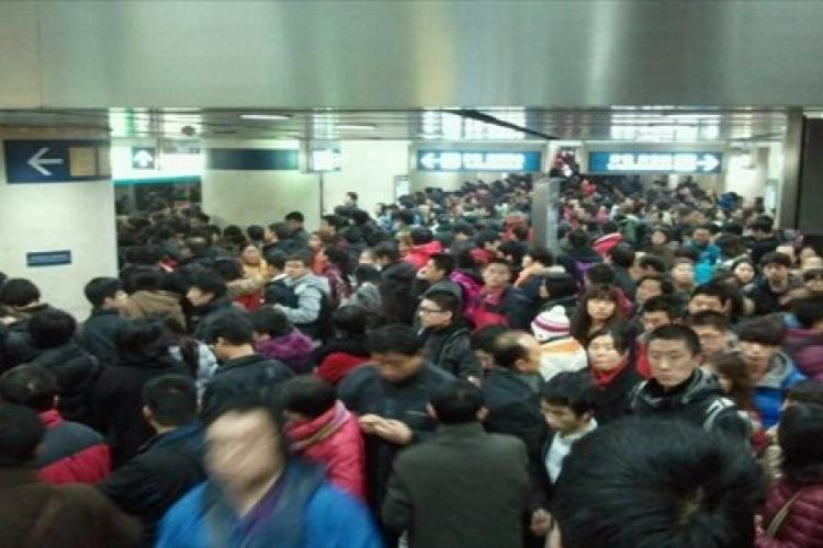 Officials hope a fare rise will ease overcrowding during rush hour