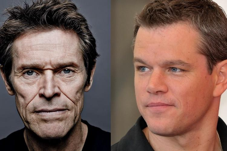 Do You Look like Matt Damon or Willem Dafoe? Tomorrow's Your Big Day