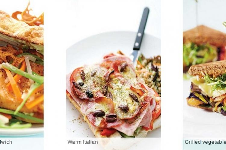 A Closer Look: Element Fresh, Tribe and Wagas Sling Beijing's Best Sandwiches