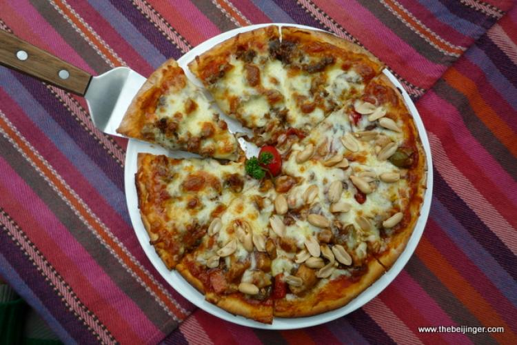 Don't Pass By This: Pioneer of Kung Pao, Lamb Kebab Pizzas Still Slinging Pies, 15 Years On