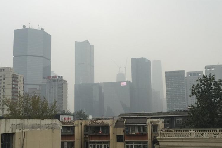 Despite What You See Outside Right Now, Beijing's Air Has Shown Exceptional Improvement in '15