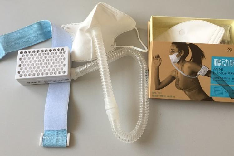 New Air Filtration Device a Nice Try, But Needs Work to be a Real Game-Changer