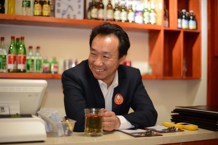 A Few Words with: Mr Shi of Mr Shi's Dumplings