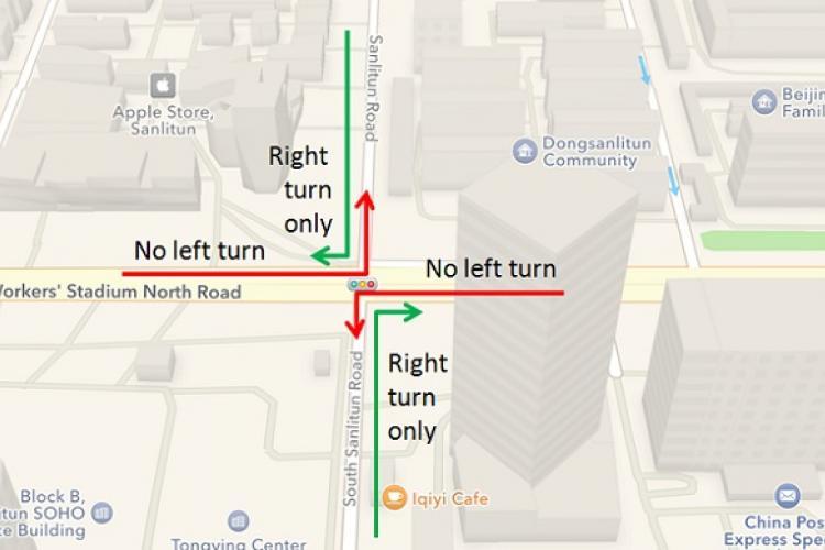 Prepare for Sanlitun Traffic Mayhem this Weekend as City Adjusts Traffic Rules