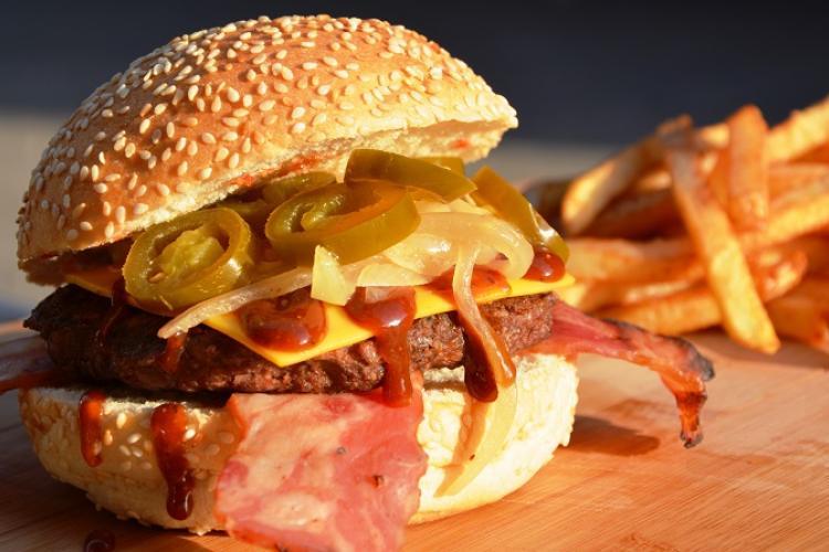 Burger Brief: Plan B's Bronco Burger