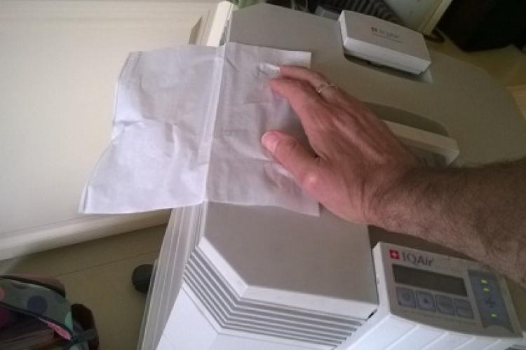 Is Your Air Filter Still Filtering Air?