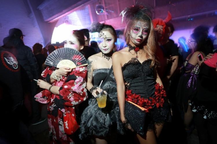 Halloween in Beijing 2014: The First Creepy Weekend Begins Now