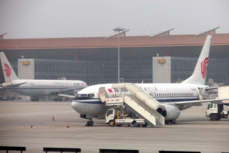 Flying On Up: Beijing Capital Airport now second busiest in the world