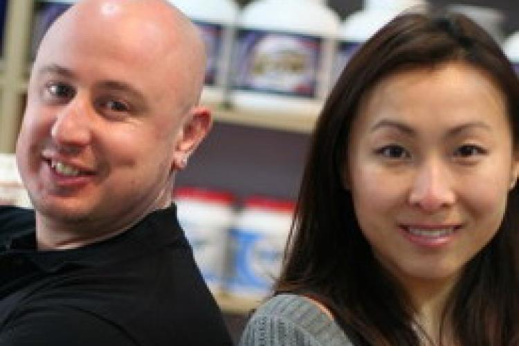 New Year, New You: Drew Campbell and Ivy Leung from World Health Store