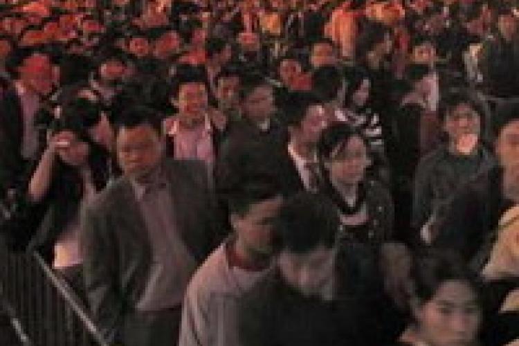 China readies itself for travel mayhem